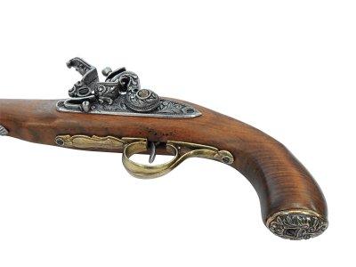 画像5: DENIX デニックス 1128/L フリントロック ゴールド 18世紀 左手用 レプリカ 銃 モデルガン