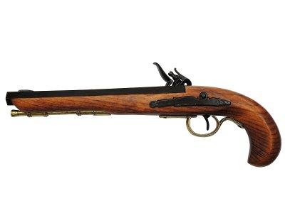 画像2: DENIX デニックス 1135/L ケンタッキー ピストル ブラック/ゴールド レプリカ 銃 モデルガン