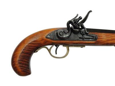 画像5: DENIX デニックス 1135/L ケンタッキー ピストル ブラック/ゴールド レプリカ 銃 モデルガン