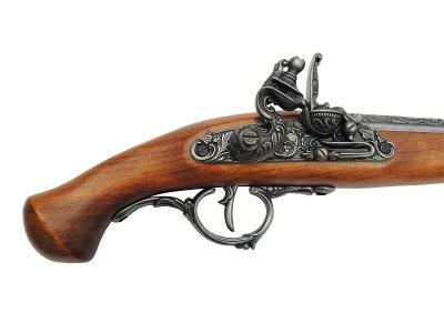 画像5: DENIX デニックス 1260/G フリントロック グレー レプリカ 銃 モデルガン