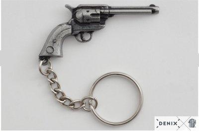 画像3: DENIX デニックス 950 リボルバー キーホルダー 銃 ガン ミリタリー キーリング アーミー アクセサリー キーチェーン