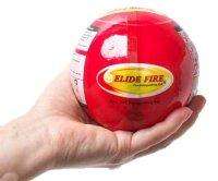 初期消火救命ボール ELIDE FIRE BALL 【ミニサイズ】【自動消火】【一般家庭向け】