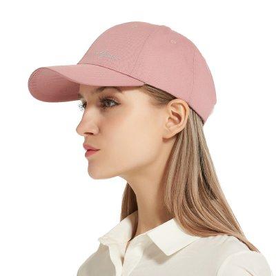 画像1: 電磁波遮断 CAP 帽子【黒・ピンク】
