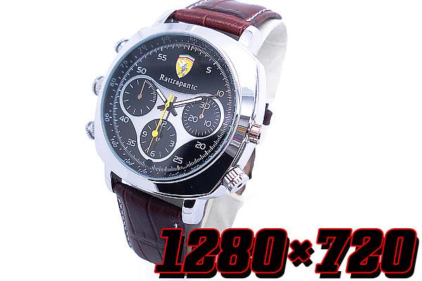 防滴腕時計型カメラ5