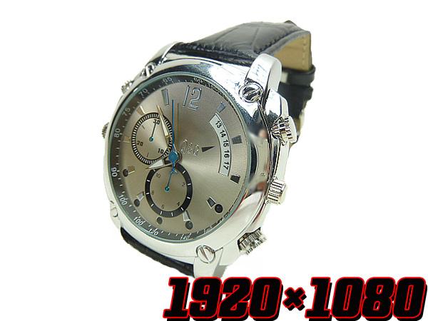 赤外線 防滴腕時計型カメラ