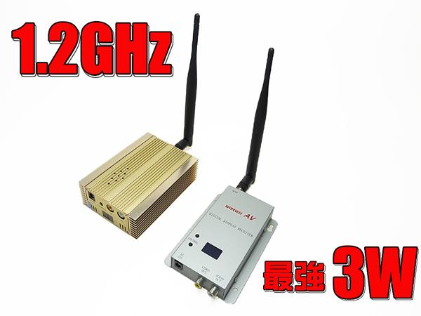 高出力送受信セット
