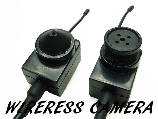 超小型ワイヤレスカメラ