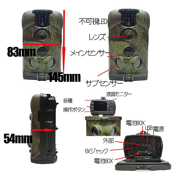 トレイルカメラ説明