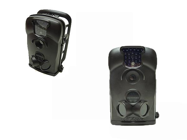 夜間監視対応トレイルカメラ