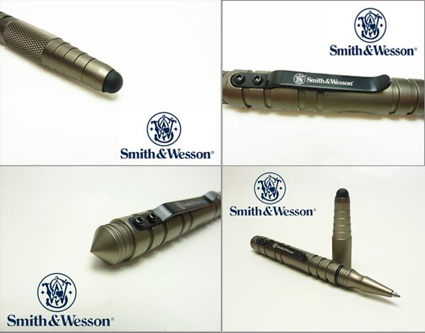 スミス&ウェッソン タクティカルペン3