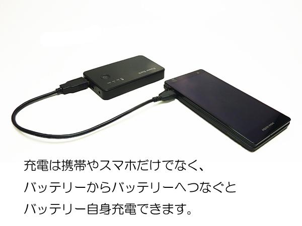 バッテリー型カメラ