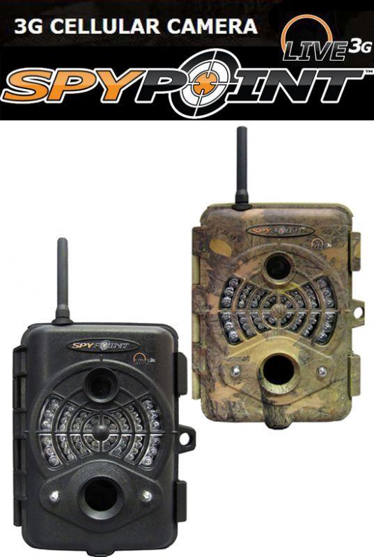 3G対応 トレイルカメラ