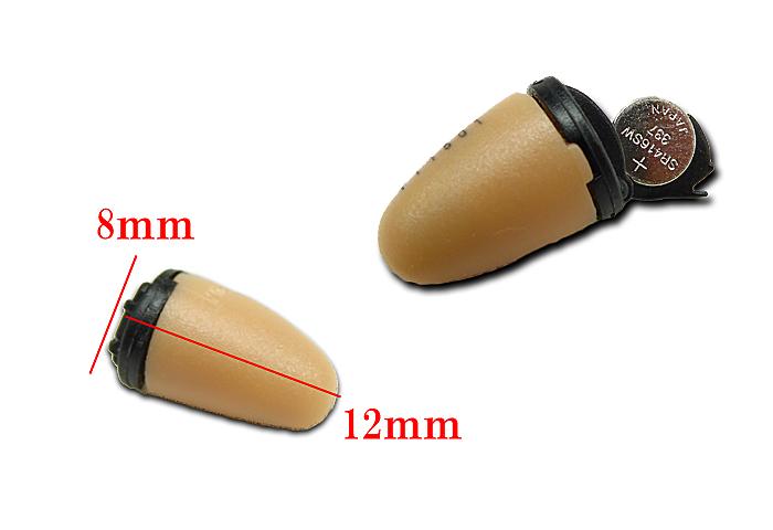 超小型イヤホンマイク3