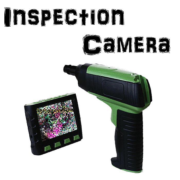 インスペクションカメラ