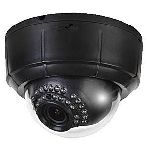 52万画素 赤外線ドーム型カメラ