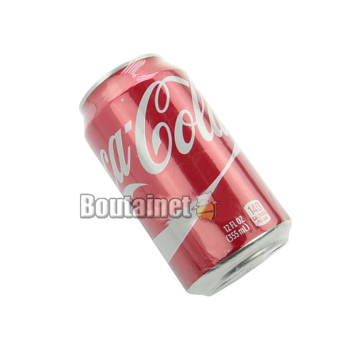 隠し金庫 コーラ缶