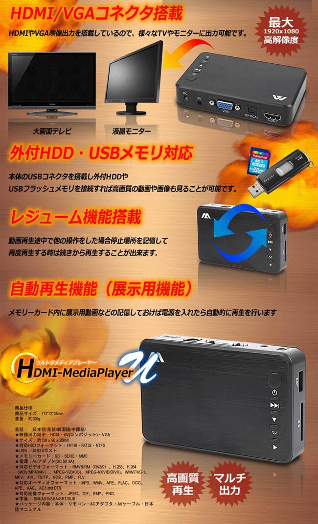 SDカードメディアプレーヤー2