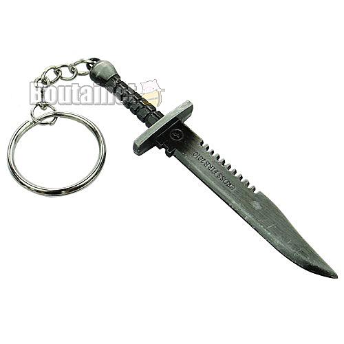小刀型キーホルダー