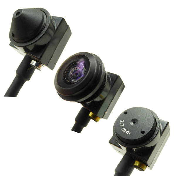 超小型ピンホールカメラ