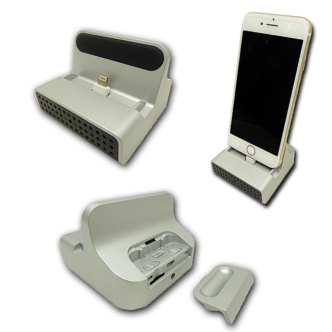 充電スタンド型カメラ