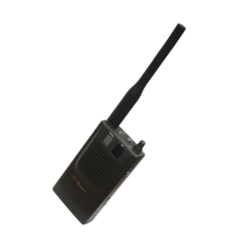 器 発見 盗聴 器 盗聴器発見機能を搭載した受信機DJ