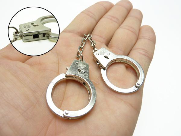 ミニ手錠キーホルダー