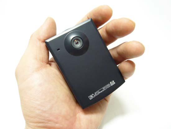 超高解像度ビデオカメラ